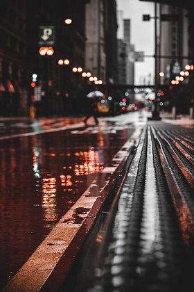 Cidade Desfocada