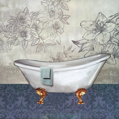 Bathtub Golden