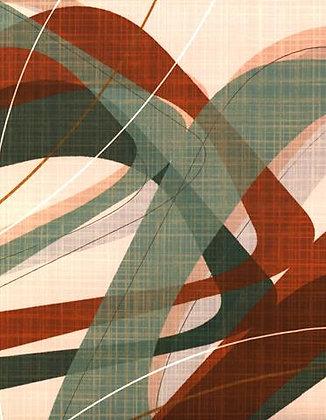 Abstract Riboon