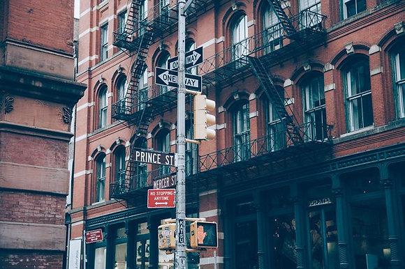 SoHo - Nova Iorque, Nova York