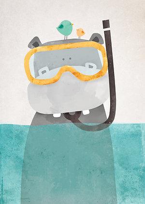 Hipoppotamus Funny