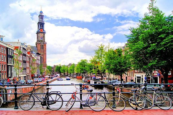 Amsterdã II, Holanda