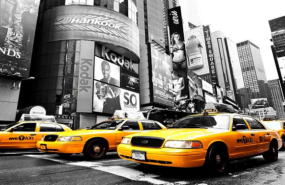 Times Square II, New York