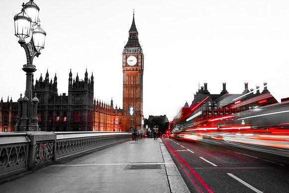 Big Ben, Londres - Inglaterra