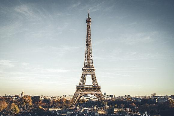 Torre Eiffel IV, Paris- França