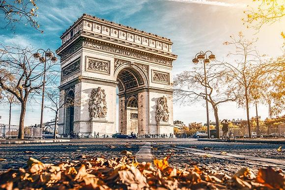 Arc Triumph II, Paris- França
