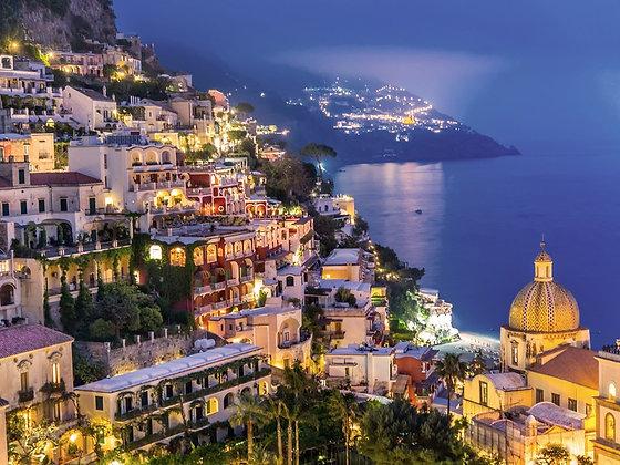 Costa Amalfitana, Salerno- Itália