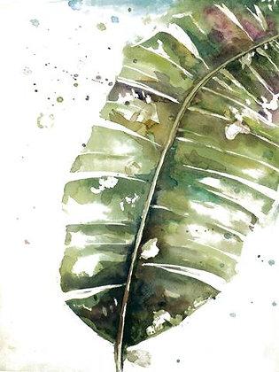 Leaf Watercolor