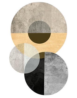 Circles Yellow