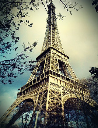 Torre Eiffel II, Paris- França
