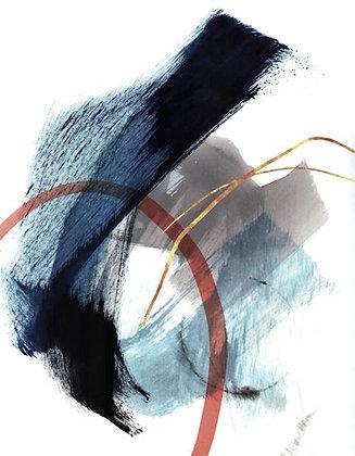 Blue Strip II
