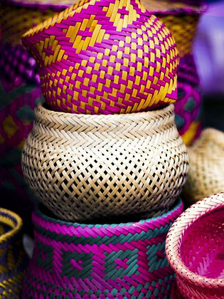 Basket Colors II