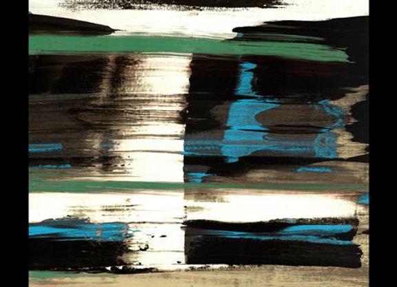 Brush Blue II