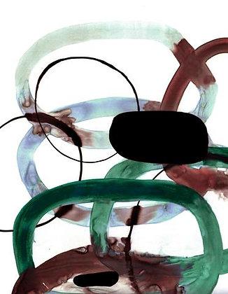 Rings Watercolor