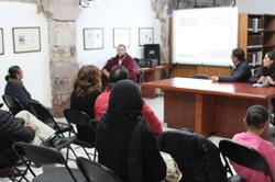 reunion para presentacion de proyecto HIPERMNESIA