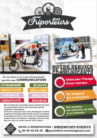 Greenfoot Events, com Hauts de France