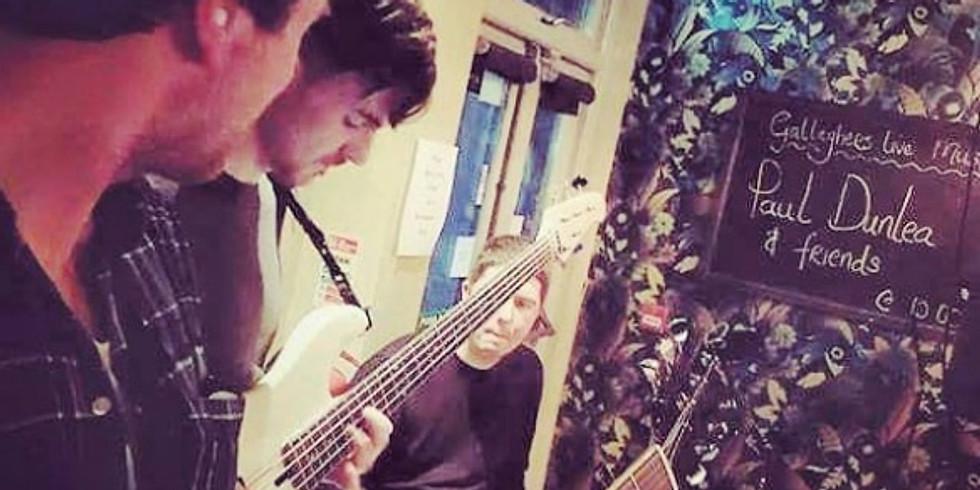 Paul Dunlea & Friends @ Gallaghers