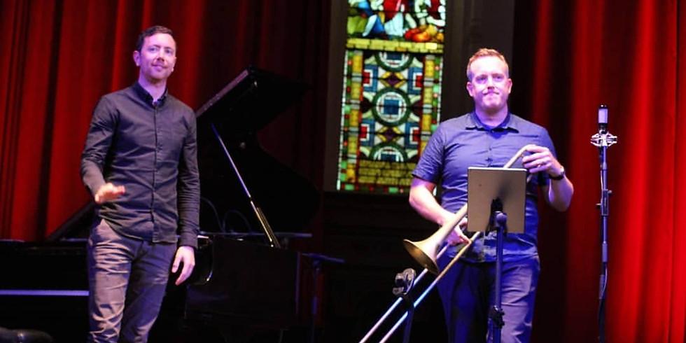 10PM Paul Dunlea/Ryan Quigley/Cormac McCarthy @ Cork Opera House
