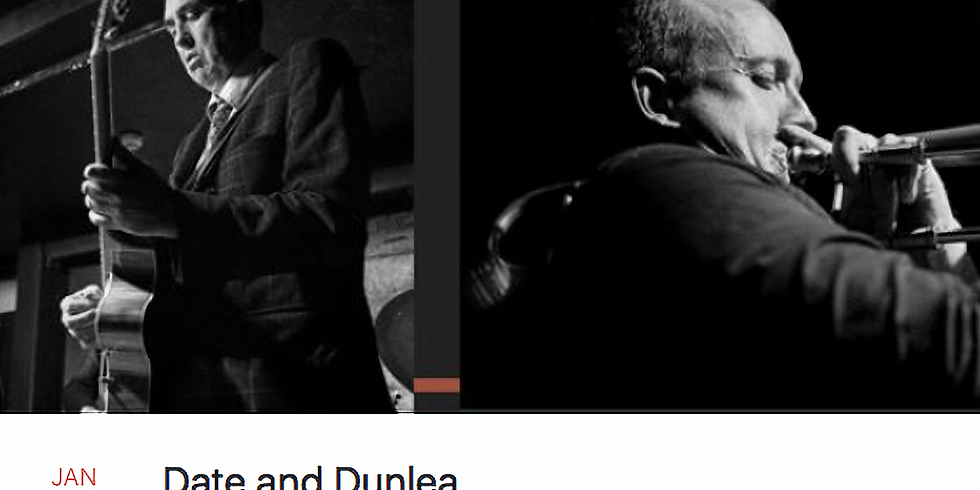Date & Dunlea @ Coughlan's Live