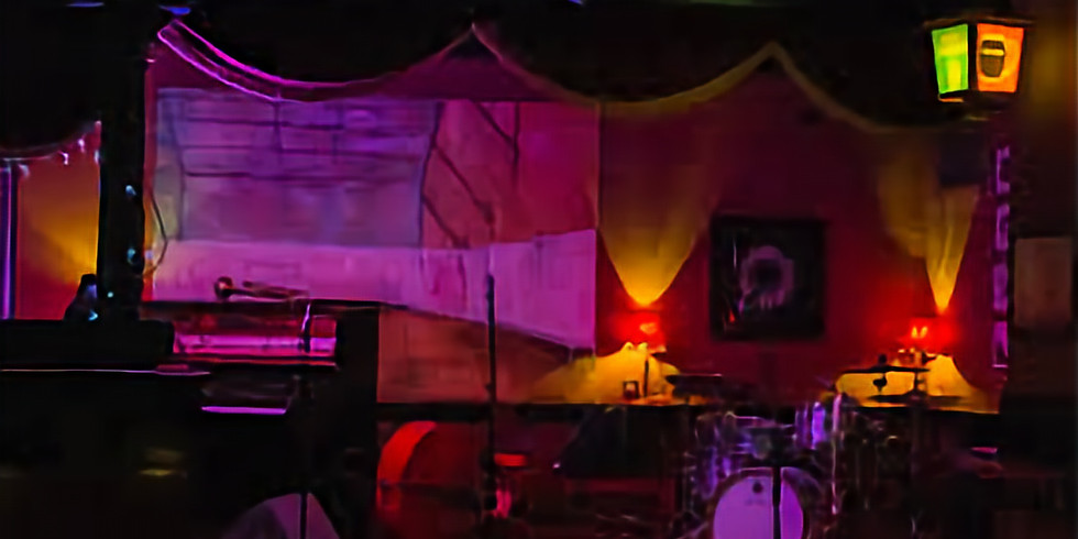 3PM - Jazz Improv! @ Crane Lane Theatre