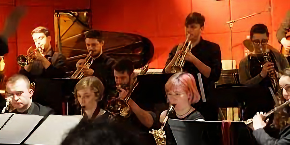Guest With CSM Big Band
