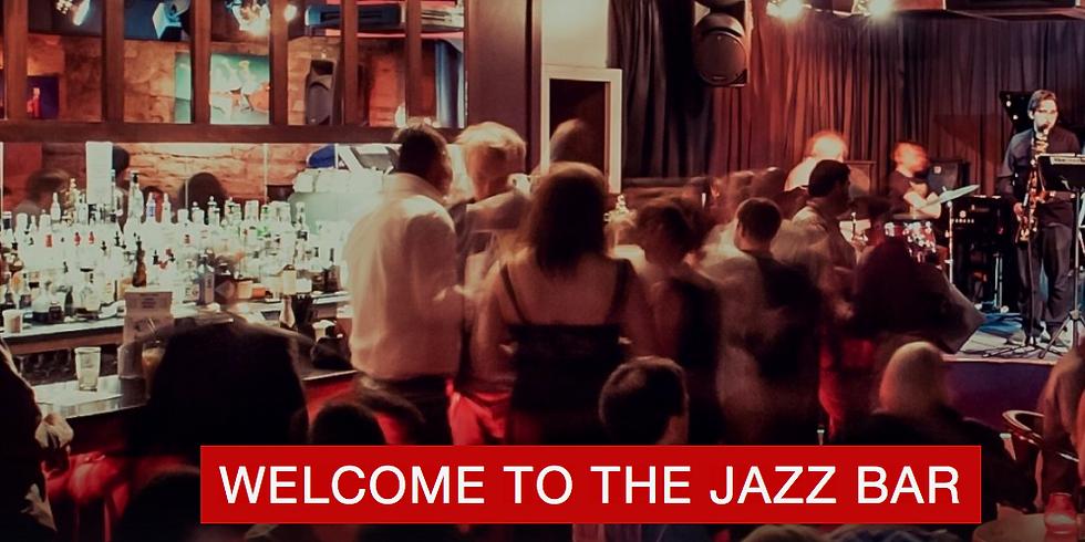 Paul Dunlea's 4 Corner's @ Jazz Bar Edinburgh