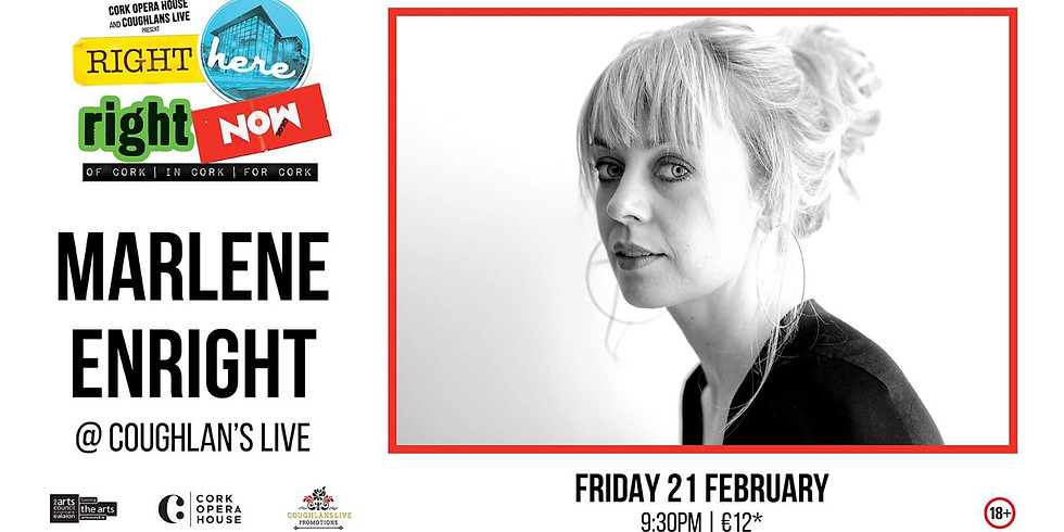 Right Here Right Now Festival with Marlene Enright