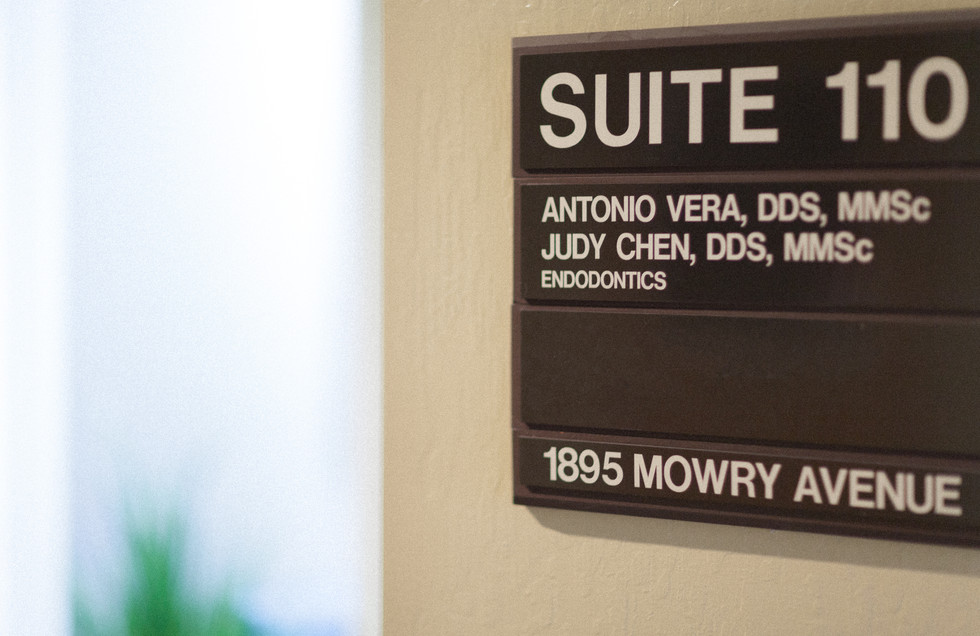 Office Suite Sign