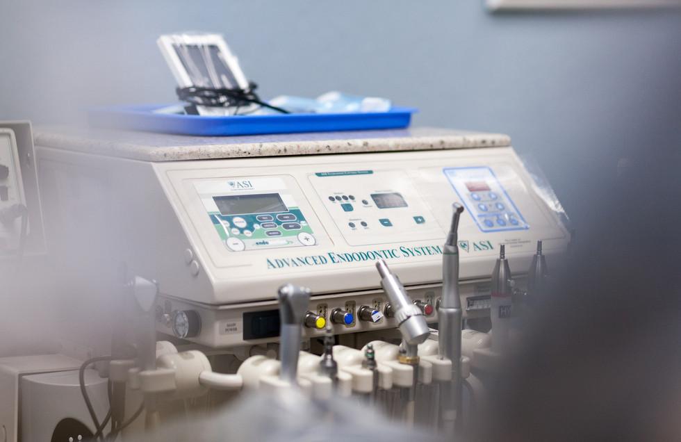 advanced endodontic system