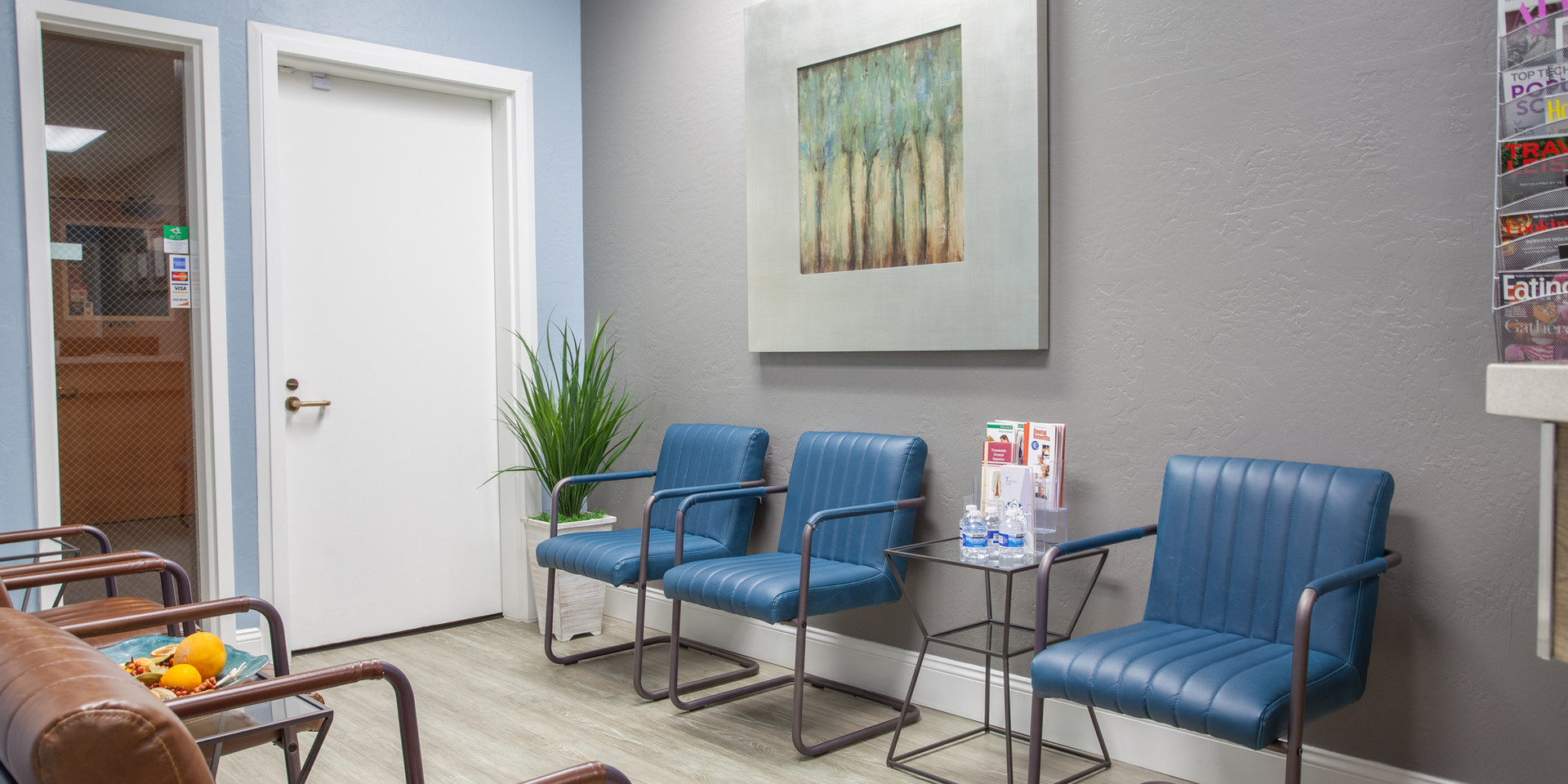 Waiting room Fremont