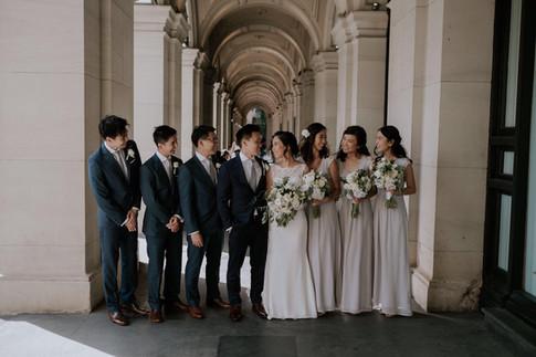 Jun + Daniel Wedding