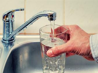 С 1 января 2019 года действуют новые тарифы на воду