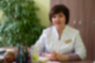 Главная медицинская сестра  Коняева Елена Васильевна