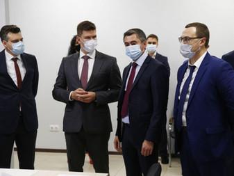 ГУП КК «Кубаньводкомплекс» принимает участие в подготовке организации открываемого Центра управления