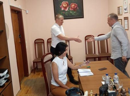 Цифровая трансформация – основная тема совещания в ГУП КК«Кубаньводкомплекс»