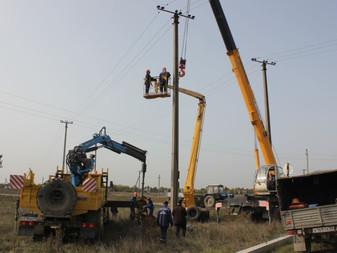 РЭУ «Троицкий групповой водопровод» продолжает профилактические работы