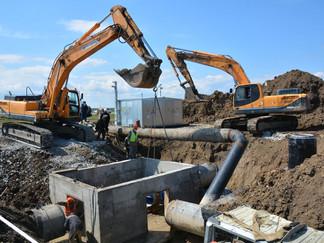 ГУП КК «Кубаньводкомплекс» отмечает полувековой юбилей Троицкого группового водопровода