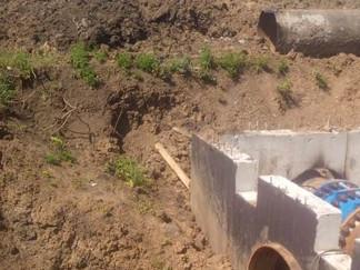 На водопроводных сетях РЭУ «ТГВ» завершены работы по врезке нового магистрального водовода