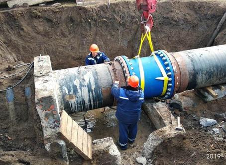 Специалисты РЭУ «Ейский групповой водопровод» выполнили ремонтные работы раньше намеченного срока