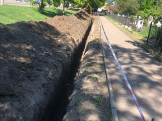 ГУП КК «Кубаньводкомплекс» продолжает замену разводящих сетей в Ейском районе