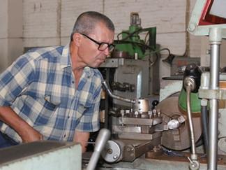 ГУП КК «Кубаньводкомплекс» проводил на заслуженный отдых ветерана РЭУ Троицкий групповой водопровод
