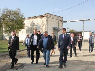 «Троицкий групповой водопровод» посетили депутаты ЗСК