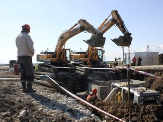 18 км нового магистрального водовода РЭУ «Троицкий групповой водопровод» 28.05.2020