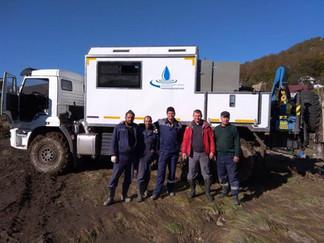 Специалисты ГУП КК «Кубаньводкомплекс» помогли жителям Апшеронского и Туапсинского районов