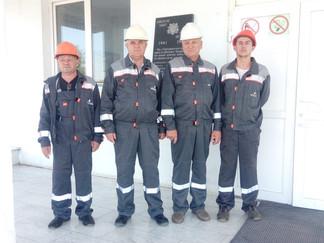 Специалисты РЭУ «ТГВ» устранили повреждения на высоковольтной линии электропередач