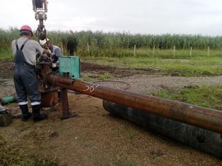В РЭУ «ТГВ» введена в работу одиннадцатая по счету скважина артезианской воды