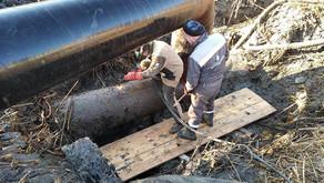 ГУП КК «Кубаньводкомплекс» завершил строительство дублирующей ниткисборного водовода ТГВ