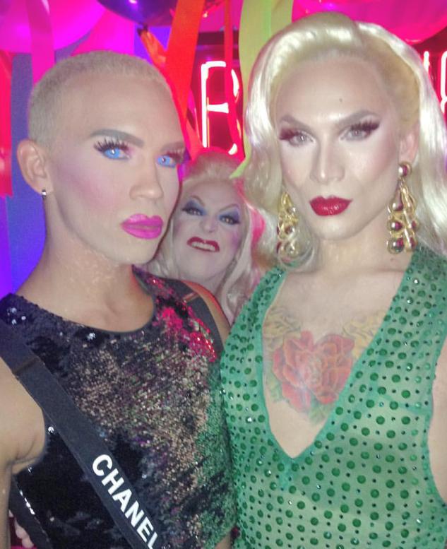 Miss Fame MTV VIDEO MUSIC AWARDS 2015.pn