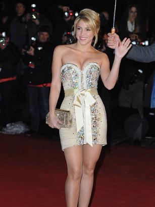 Shakira+NRJ+Music+Awards+2012+Red+Carpet