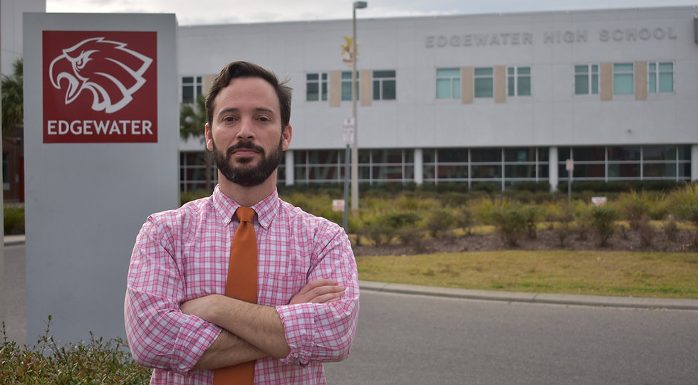 Edgewater High School Orlando, Seth Hyman local criminal defense lawyer